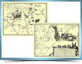 Спеціальна карта України Г. де Боплана 1650 р.