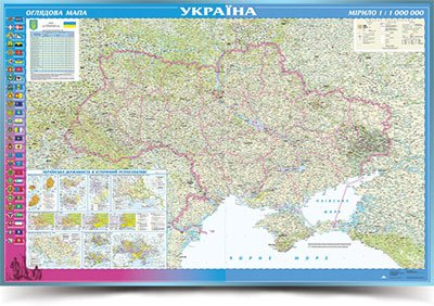 Оглядова карта
